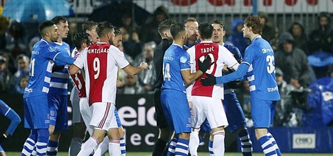 Foto: UPDATE: PEC Zwolle-speler vertrekt toch maar niet naar Ajax