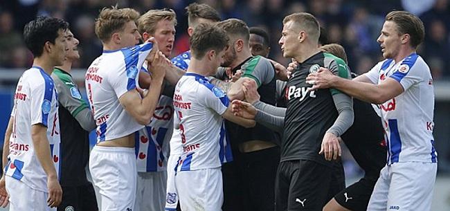 Foto: 'FC Groningen, Heerenveen en Willem II strijden om aantrekken 25-jarige spits'