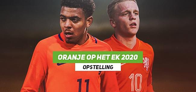Foto: Met dit elftal kan Oranje op jacht naar de titel op het EK 2020