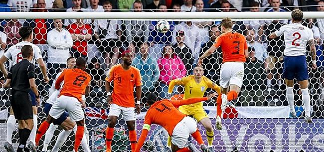 Foto: Nederlands elftal grijpt in verlenging finaleticket Nations League