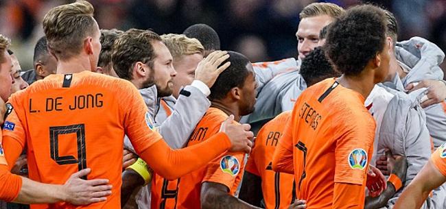 Foto: Buitenland praat massaal over Nederlands elftal: 'Oranje bekent kleur'