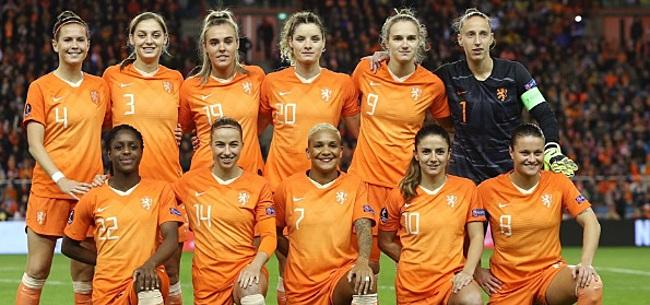 Foto: EK vrouwenvoetbal moet in 2021 wijken voor Olympische Spelen