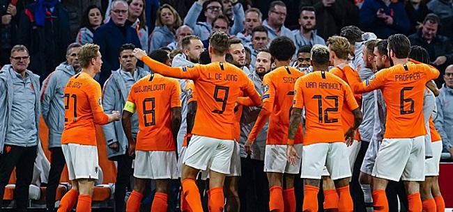 Foto: Fans nemen massaal 'afscheid' van Oranje-speler: 'Nooit meer'