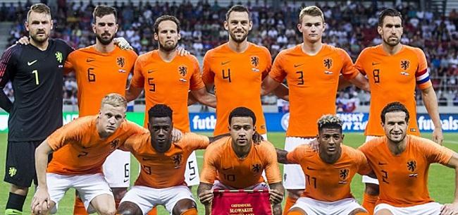Foto: Oranje-duel wekt verwachtingen: