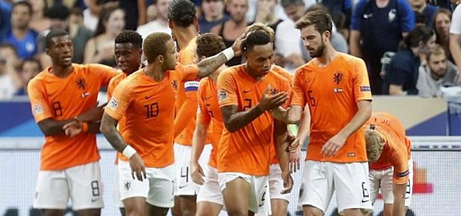 Foto: 'Het is wel duidelijk dat ik in Oranje hoor, dat laat ik wekelijks zien'