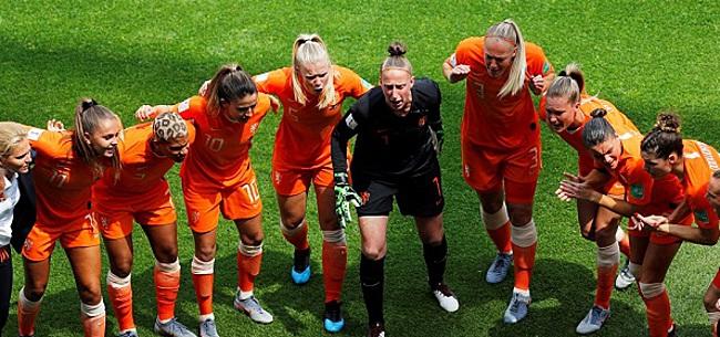 Foto: Nederland schrikt ontzettend van Oranje-ster: