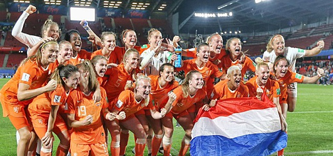 Foto: Olympische Spelen lonkt voor Leeuwinnen: