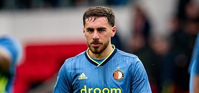 Foto: 'Feyenoorder Kökcü kan droomtransfer maken'
