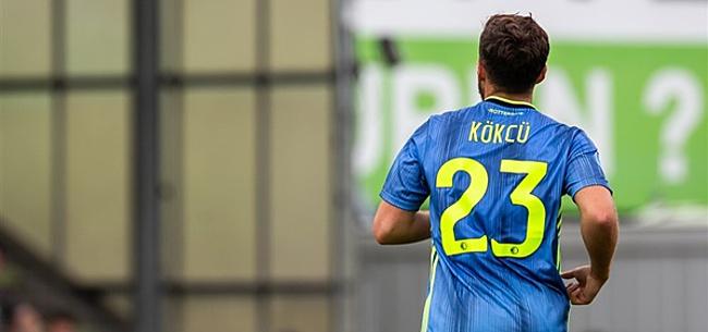 Foto: Feyenoorder Kökcü bevestigt: