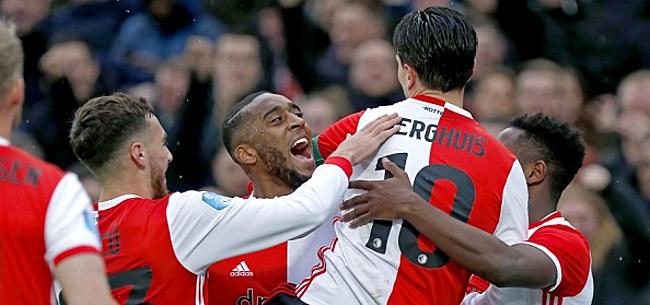 Foto: 'Feyenoord met hoop en vrees nieuwe seizoen in'