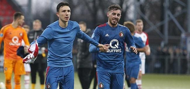 Foto: 'Gigantische dreun voor Feyenoord: lieveling transfereert'