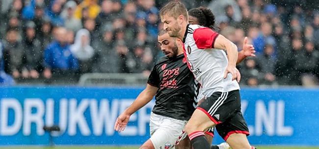 Foto: Vitesse krijgt volle laag na transfer: