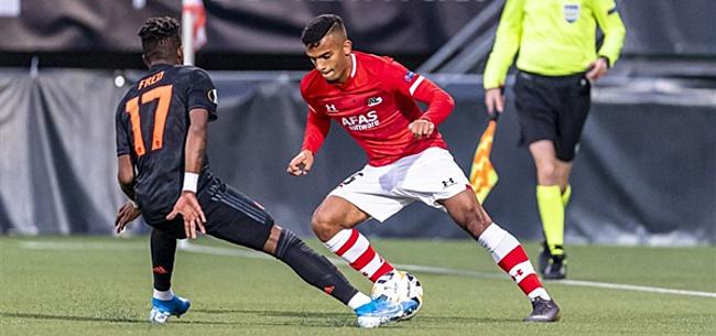 Foto: 'Op termijn is hij de ideale linksback voor het Nederlands elftal'