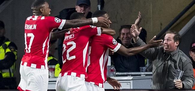 Foto: PSV maakt fans blij in aanloop naar kraker tegen Tottenham
