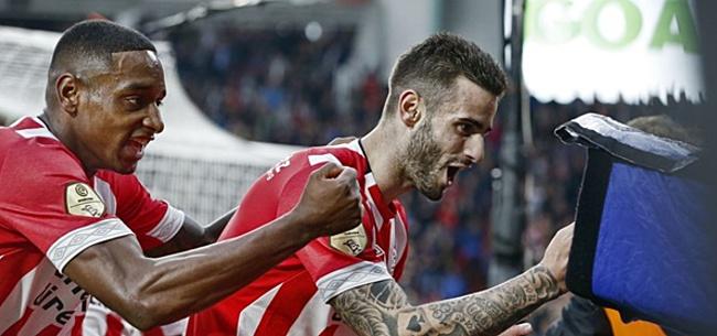 Foto: VIDEO: Gastón Pereiro scoort doelpunt in shirt van Uruguay