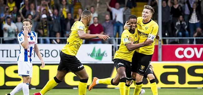 Foto: VVV-uitblinker gekozen tot Eredivisie Speler van de Maand