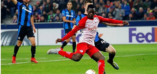Foto: RB Salzburg elimineert Club Brugge, Arsenal en Zenit repareren schade