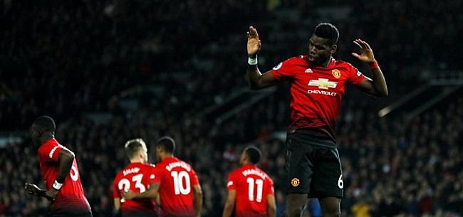 Foto: United wint ook derde duel onder Solskjaer, Aké trefzeker