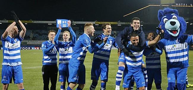 Foto: Woord 'Europa' valt in Zwolle: