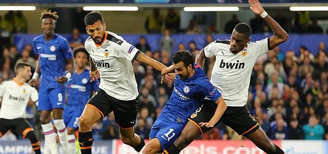 Foto: Misère Valencia duurt voort: basisspelers vallen weg richting Ajax
