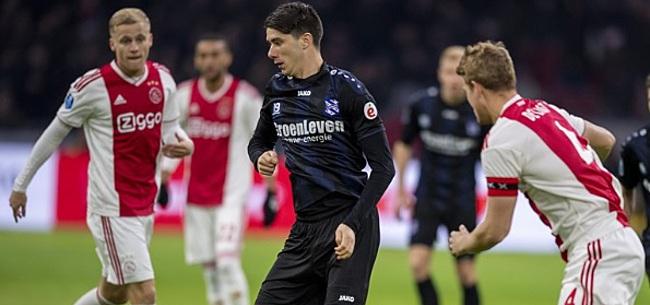 Foto: Van Amersfoort stelt veel Eredivisie-clubs teleur: 'Hij wil naar het buitenland'
