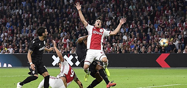 Foto: Buitenlandse media gaan los over Ajax-PAOK: