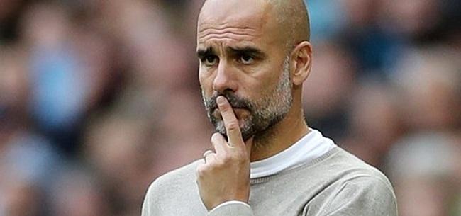 Foto: Guardiola dreigt City-voorzitter met vertrek: