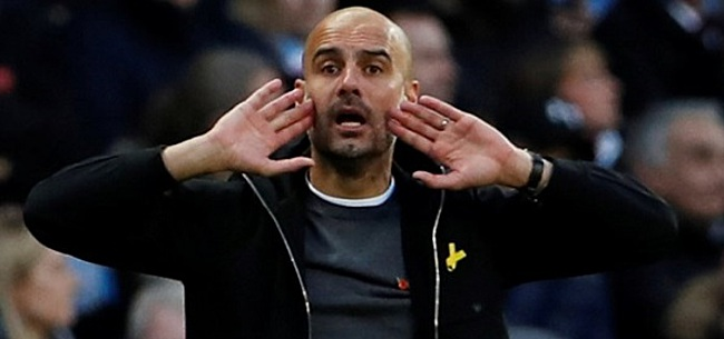 Foto: 'Guardiola is het zat en stelt ultimatum: anders transfer'