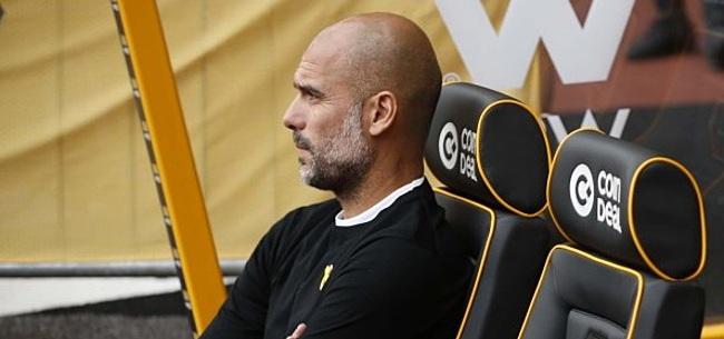 Foto: Guardiola verklapt de baan die hij nog ambieert