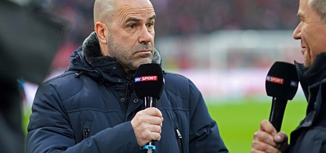 Foto: Bosz over Ajax: