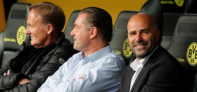 Foto: Eerste schade voor Bosz met koploper Dortmund