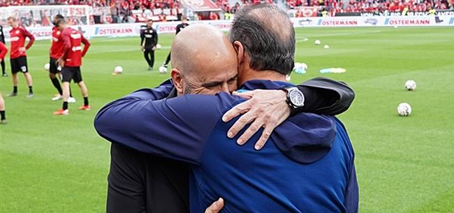 Foto: 'In Duitsland succesvolle Bosz heeft Ajax-wens'