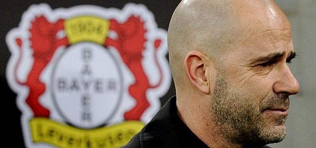 Foto: Duitse kranten en websites gaan los over Peter Bosz