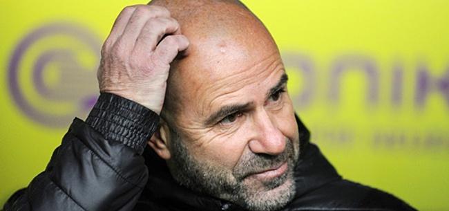 Foto: Peter Bosz krijgt trap na van Dortmund: 'We hadden hem niet moeten aanstellen'