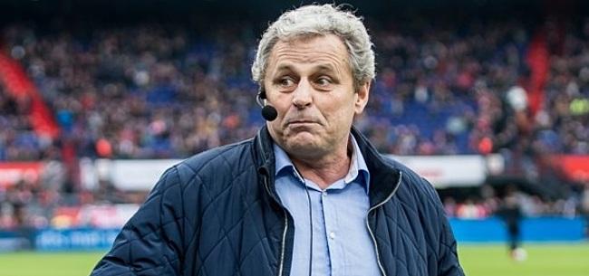 Foto: Houtman pleit voor nieuw stadion: 'Feyenoord heeft het geld nodig'