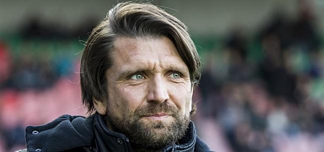 Foto: 'Hyballa waarschijnlijk nieuwe trainer NAC Breda'