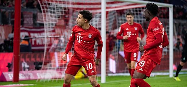 Foto: 'Bayern München neemt beslissing over koopoptie Coutinho'