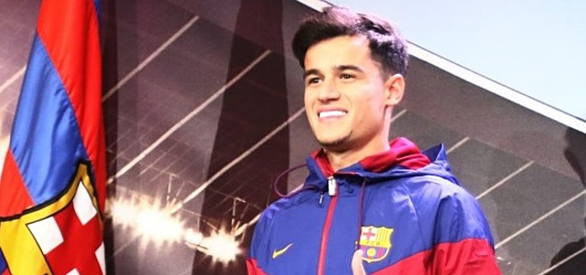 Foto: 'Doodongelukkige Coutinho licht spelers in over lonkende monstertransfer'