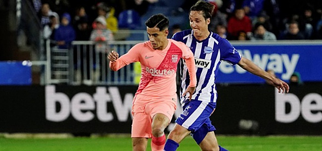 Foto: Barcelona heeft Lionel Messi niet nodig tegen Deportivo Alavés