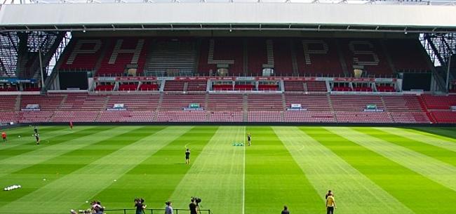 Foto: 'PSV krijgt nog geen permissie voor aanwinst'
