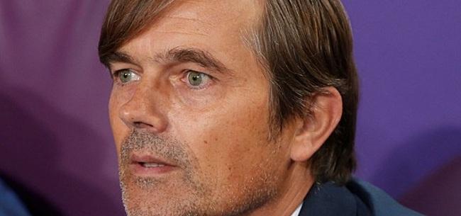 Foto: 'Cocu kan dankzij vertrokken PSV'er razendsnel terugkeren als trainer'