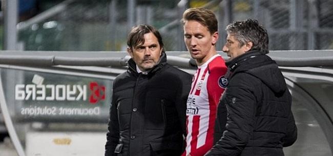 Foto: 'Kijk uit naar diepgaande en kritische evaluatie bij PSV'
