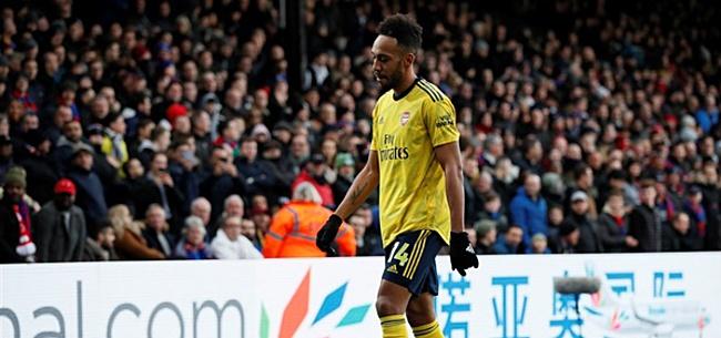 Foto: 'Arsenal spreekt voorkeursclub uit voor Aubameyang'