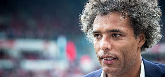 Foto: Van Hooijdonk over WK: 'Zij zijn me zwaar tegengevallen'