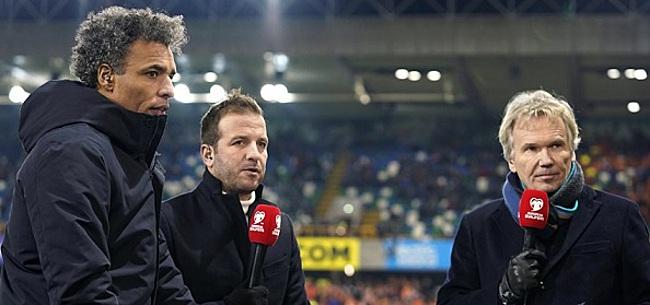 Foto: Kijkers gaan massaal los over Studio Voetbal-discussie