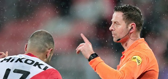 Foto: KNVB reageert: 'Of we Van Boekel gaan schorsen?'