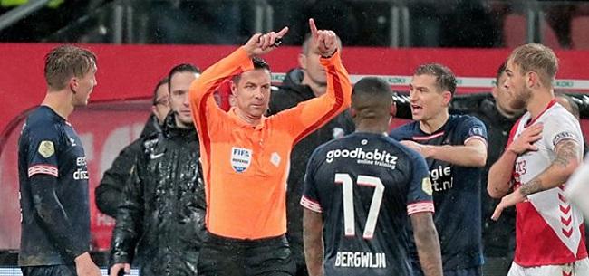 Foto: Kijkers woedend na Utrecht-PSV:
