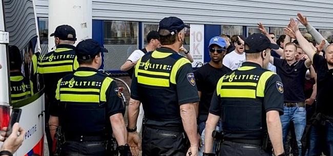 Foto: Politiestakingen: slechts één Eredivisie-duel gaat mogelijk niet door
