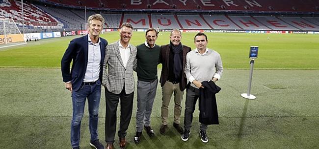 Foto: Van Gaal: 'Ik had ook naar Ajax of Feyenoord kunnen gaan'