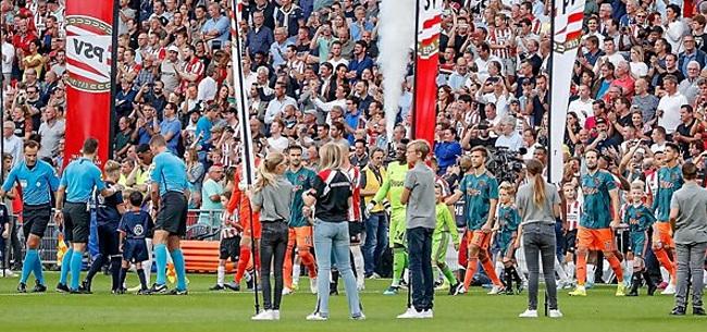 Foto: PSV sneert naar Ajax: